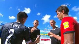 Match 25: Paraguay v Tahiti - FIFA Beach Soccer World Cup 2017