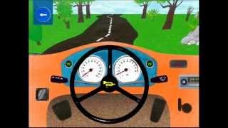 Miny Moe Car - Kleinkinder App | Beste Kinder Apps