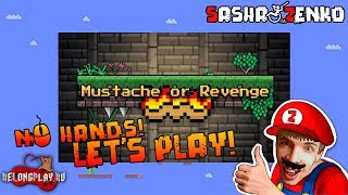 Mustache or Revenge Gameplay (Chin & Mouse Only)