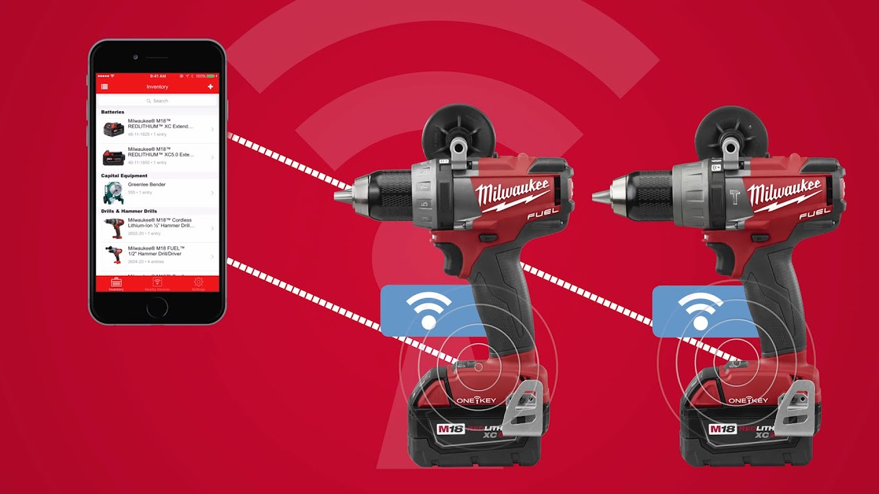 Milwaukee® ONE-KEY™ Mobile Tutorial: M18 FUEL™ 1/2