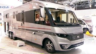 The Practical Motorhome Adria Sonic Supreme I 810 SC review
