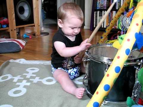 First Drum Practice