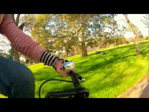 Riding High | Adelaide + Central Markets + China Town + Parklands