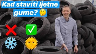 Par savjeta o ljetnim gumama! by Auto Hrvatska