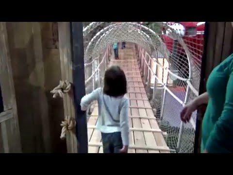 Kids Love The Detroit DNR Outdoor Adventure Center! (Episode 316)