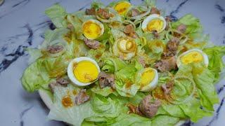 Легкий и быстрый салат на День Влюблённых Салаты на праздничный стол