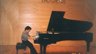 Medical Student plays Chopin - Masao Takahashi, piano - 髙橋真生(ピアノ)