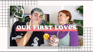 talking about our first loves + heartbreak