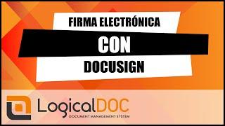 Firma electrónica con DocuSign
