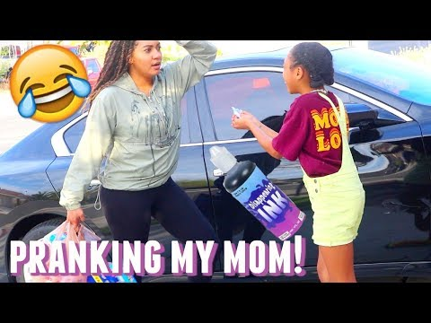 PRANKING MY MOM | APRIL FOOLS DAY PRANK IDEAS.