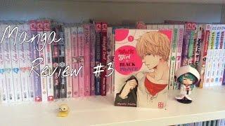 Manga-Review #3: Wolf Girl & Black Prince