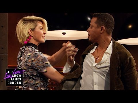Thumbnail: Jenna Elfman & Terrence Howard Do the Tango