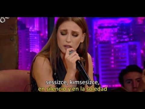 Serenay Sarıkaya - Vazgeçtim | letra + sub. español