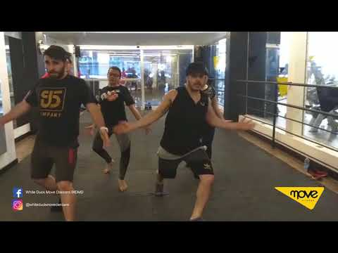 Ja Rule - Wonderful ft. R. Kelly, Ashanti - White Duck Move Dancers