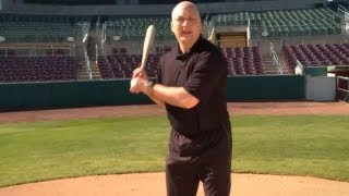 Cal Ripken, Jr. Baseball Tip - Hitting
