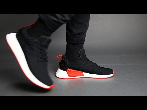 Adidas NMD R2 is SIGNIFICANTLY better than the NMD R1 Here's Why