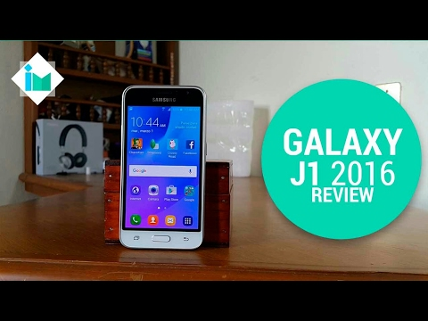Unboxing Samsung Galaxy J1 2016 Indonesia