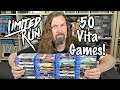 PlayStation Vita is DEAD? HELL NO says Limited Run!! All 50+ Games Shown (w/ Gameplay)!!