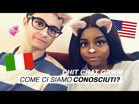 Chit Chat GRWM: Come Ho Conosciuto Enrico CON LE FOTO 😂😂