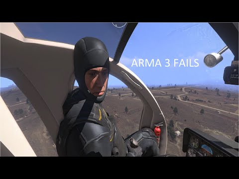 Arma 3 Super Tactical Fails (Norwegian edition)