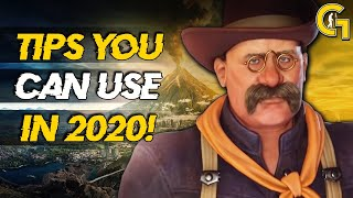 Civ 6 Tips for New Players