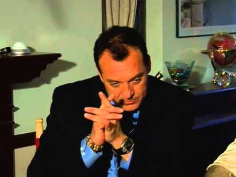 Tom Sizemore interviewing  with Mimi Lesseos