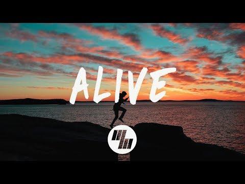 XYLØ - Alive (Lyrics / Lyric Video) Nolan van Lith Remix