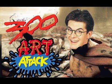 300 - Questo è Art Attack!!!!