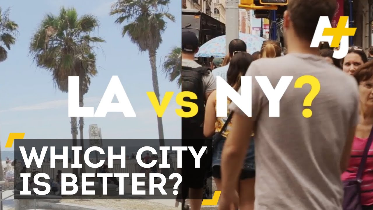 NY vs LA The Dating Scene