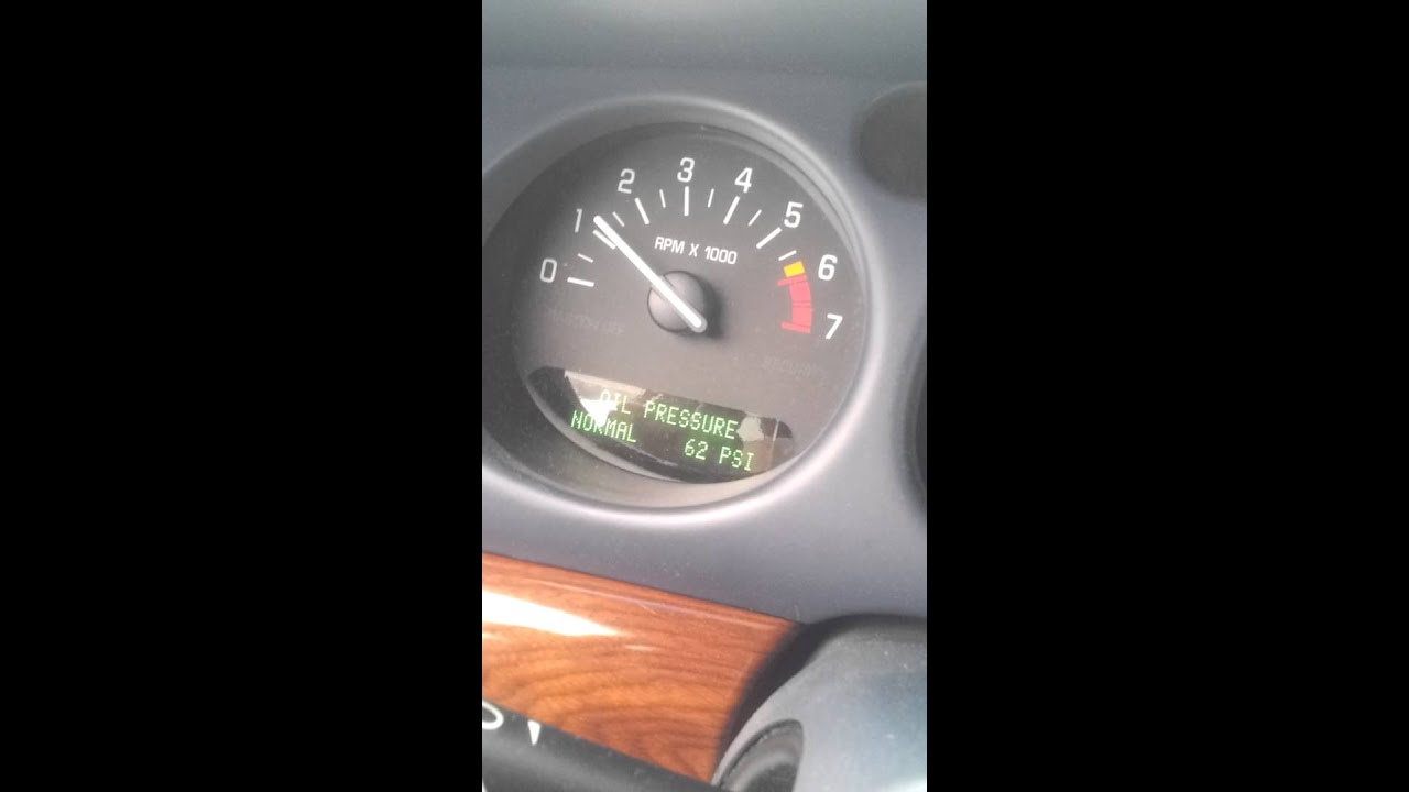 2000 Buick Lesabre 3 8l V6 Starting Problem