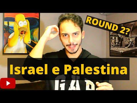 A Criação Do Estado De Israel E A Questão Palestina (e O Plano De Trump)