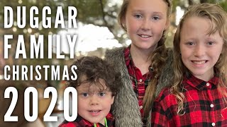 Duggar Family Christmas 2020
