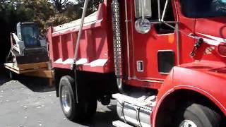 2002 Kenworth Dump Truck~Cat 3126 Diesel~ONLY 68k!! Thank you, Mich...