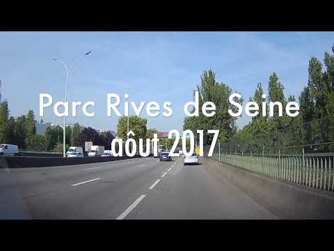 Drive in Paris août 2017 Parc Rives de Seine HD1080p DRY-WiF