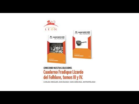 CONOCIENDO NUESTRAS COLECCIONES  CUADERNOS FRADIQUE LIZARDO DEL FOLKLORE DOMINICANO III y IV