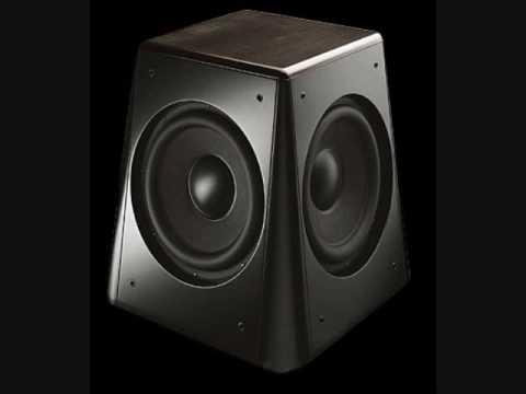 Bass Test: I Love Big Speakers - THX