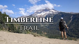Timberline Trail - A Mini Thru-Hike