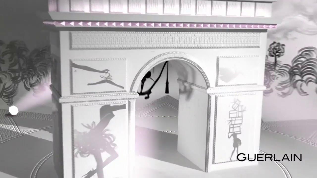 Noire Publicité Robe La Petite 2018 Musique Guerlain vNO0m8ynw