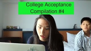 College Acceptance Reactions Compilation 2018 #4