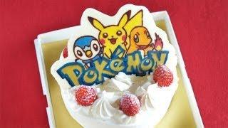 AMAZING Pokémon Chocolate ポケモン キャラチョコの作り方 - OCHIKERON - CREATE EAT HAPPY