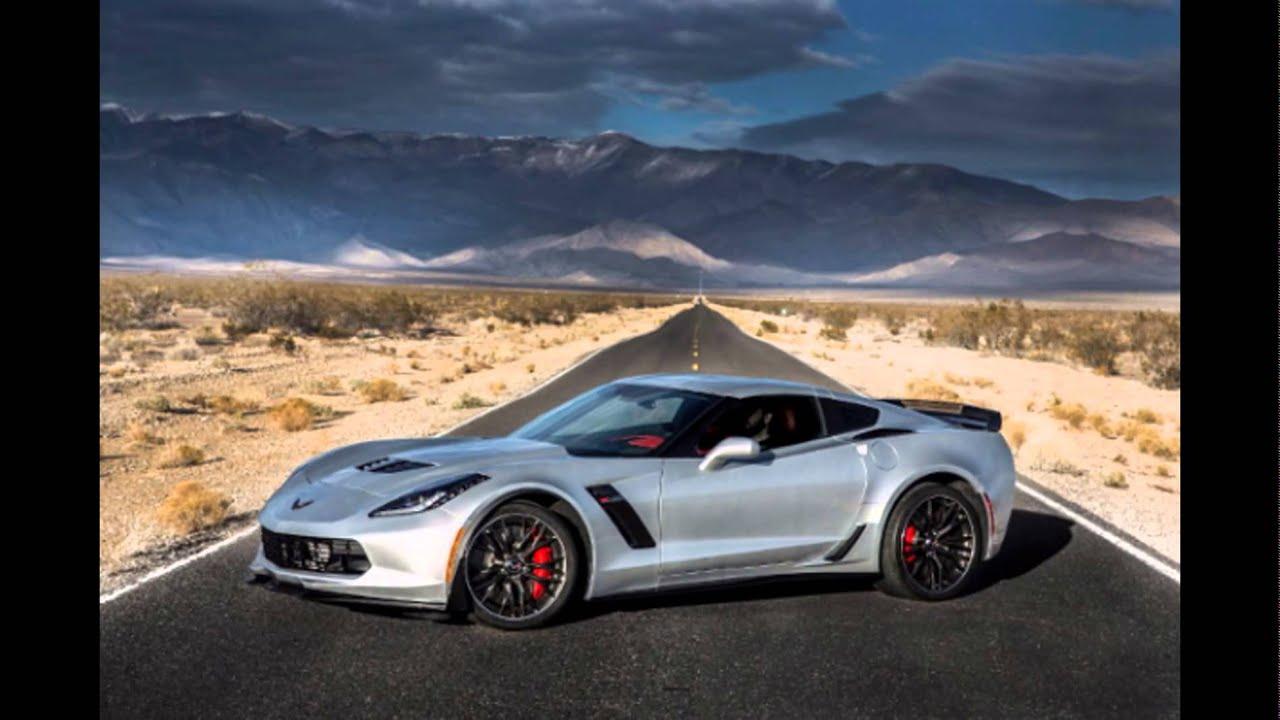 2016 Corvette Z07 >> 2016 Chevrolet Corvette Stingray Z06 Blade Silver Metallic ...