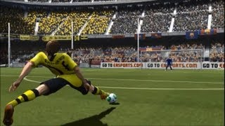 FIFA 14 Glitches and Funny Moments.