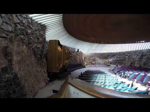 Scandinavia Trip โบสถ์แห่งความรัก Rock Church