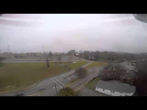 First GoPro Flight 350 QX3 - Chattanooga