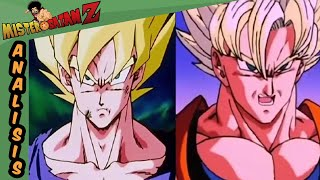 ¿Por qué lucen tan diferente? Comparación Dragon Ball Z