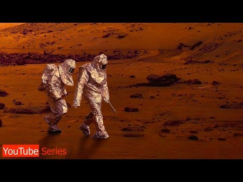 Spending A Day On MARS (What Will It Be Like?)