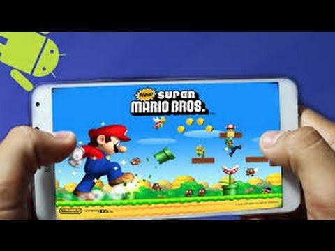 telecharger jeu mario gratuit pour android
