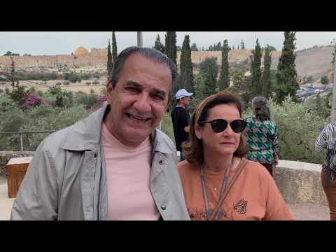 Caravana 2019 ISRAEL Com O Pastor Silas Malafaia