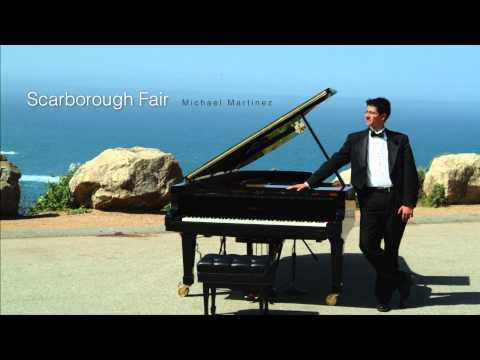 """Scarborough Fair"" - Simon And Garfunkel - (Piano Cover)"