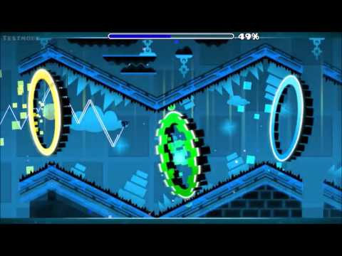 [Hacked] Geometry Dash - The Janus Miracle (Update)